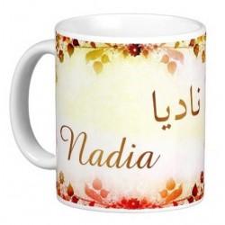 """Pack Mug (tasse) + Parfum """"Nadia Nadiya"""""""
