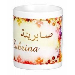 """Pack Mug (tasse) + Parfum """"Sabrina"""""""
