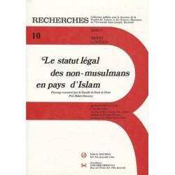 Le statut légal des non-musulmans en pays d'Islam