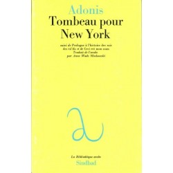 Tombeau pour New York