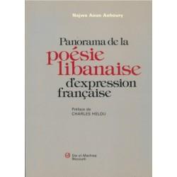 Panorama de la poesie libanaise d´expression française