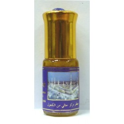 "Concentrated perfume without alcohol Musk d'Or ""Musk Al-Madinah"" (3 ml) - Mixed"
