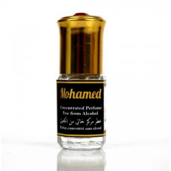 "Concentrated perfume without alcohol Musc d'Or ""Mohamed"" (Mohammed - 3 ml) - For men"