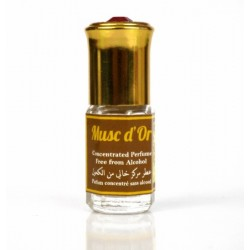 "Concentrated perfume without alcohol ""Musc d'Or"" of Musc d'Or (3 ml) - Mixed"