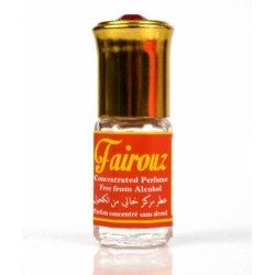 "Concentrated perfume without alcohol Musc d'Or ""Fairouz"" (3 ml) - For women"