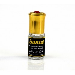 """Concentrated perfume without alcohol Musk d'Or """"Sunna"""" (3 ml) - Mixed"""