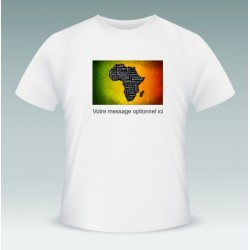 Africa (Africa) customizable T-Shirt