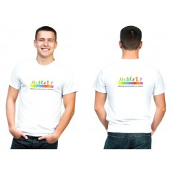 Customizable Sport-themed T-Shirt (Multicolors)