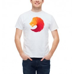 Customizable Fire Lion TShirt