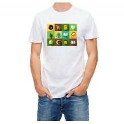 "Customizable T-Shirt ""Muslim Culture"""