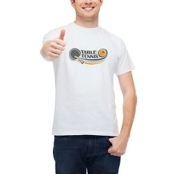 Customizable Table Tenis T-Shirt (Ping-pong)