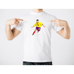 Personalized Soccer Player T-Shirt