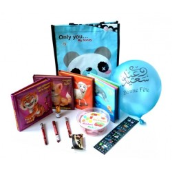 Pack Cadeau Enfants : Mes animaux (Spécial Garçons)