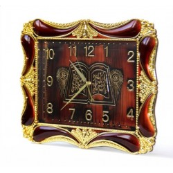Large nicely decorated clock