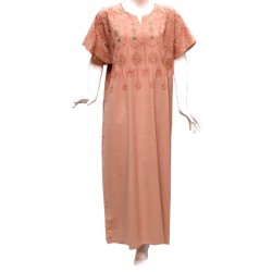 """""""Chadia"""" short-sleeved indoor dress (other colors)"""