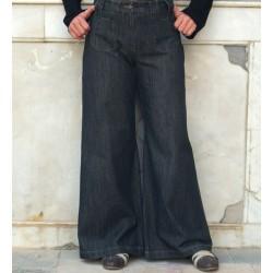 Ghada jeans pants - Wide Leg Jeans [wP3201]