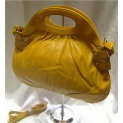 Black Soumaya handbag