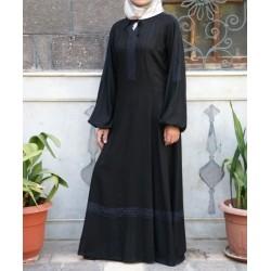 Dress - Tayyiba Lace Dress [wD0715]