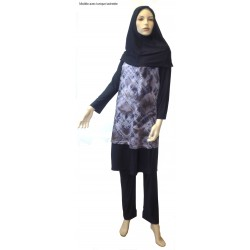 Women's Burkini (Beach Set) - Size 2XL