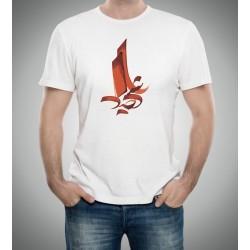 """T-Shirt personnalisable avec calligraphie arabe artistique """"Al-Chahîd"""" - الشهيد"""