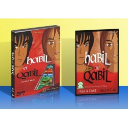 Pack Habil et Qabil (DVD + Livre )