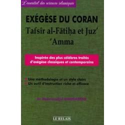Exégèse du Coran - al-Fatiha et chapitres Amma