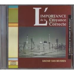 L'importance de la croyance correcte - CD audio - |BCD-046]