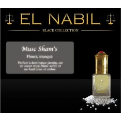 "El Nabil ""Musc Sham's"" perfume"