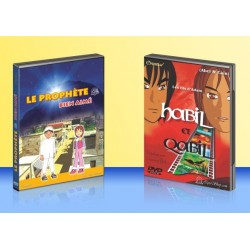 DVD Pack The Beloved Prophet + Habil & Qabil (French versions)