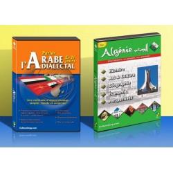 Pack CD-ROM Parler l'arabe dialectal et CD-ROM Algérie