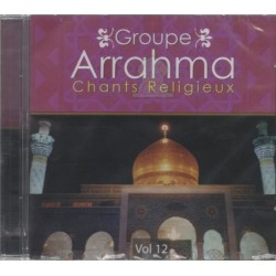 Religious songs: Arrahma Group (volume 12)