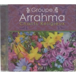 Arrahma Group - Religious Songs - Vol. 11