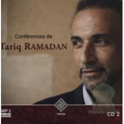 Tariq Ramadan Lectures (CD 2 - MP3 Audio)