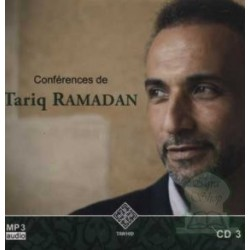 Tariq Ramadan Lectures (CD 3 - MP3 Audio)