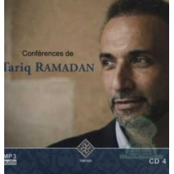 Tariq Ramadan Lectures (CD 4 - MP3 Audio)