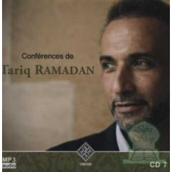 Tariq Ramadan Lectures (CD 7 - MP3 Audio)