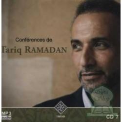 Tariq Ramadan Lectures (CD 7 - MP3 Audio)