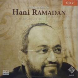 Hani Ramadan Lectures (CD 2 - Audio MP3)
