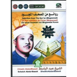 Videos of recitation of the Holy Quran - The best of Tajweed by Abdelbasset Abdelsamad...