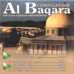 Al Baqara Compilation - The Greatest Reciters (2 audio CDs)