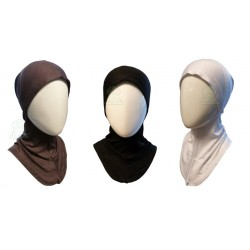One (1) piece balaclava hijab for women (several colors available)