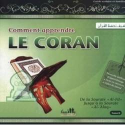 Comment apprendre le Coran (Tome 2)