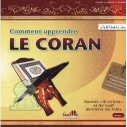 Comment apprendre le Coran (Tome 1)