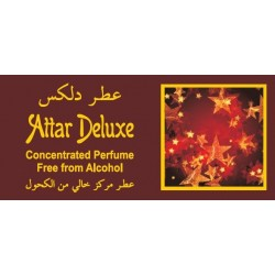 "Concentrated alcohol-free perfume Musc d'Or ""Attar Deluxe"" (3 ml) - Men"
