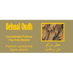 "Concentrated perfume without alcohol Musk d'Or ""Dehnal Oudh"" (3 ml) - Men"