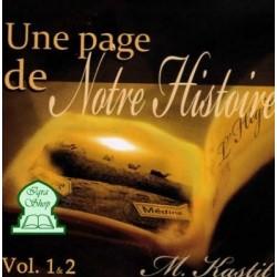 Une page de notre histoire (Vol 1 & 2 - Double CD)