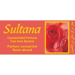 "Concentrated perfume without alcohol Musc d'Or ""Sultana"" (3 ml) - For women"