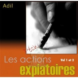 Les actions expiatoires (en double CD)