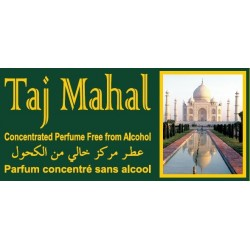 "Concentrated perfume without alcohol Musk d'Or ""Taj Mahal"" (3 ml) - For men"