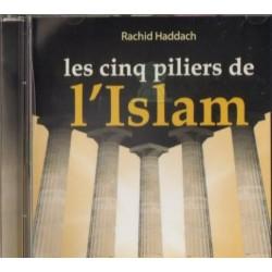 """Conférence """"Les cinq piliers de l'Islam"""" par Rachid Haddach"""